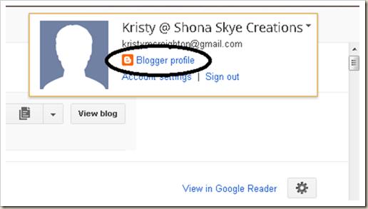 Shona Skye Creations - Enable Replies with Google  Profile 007