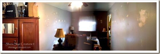 Shona Skye Creations - Painting the Bedroom 002