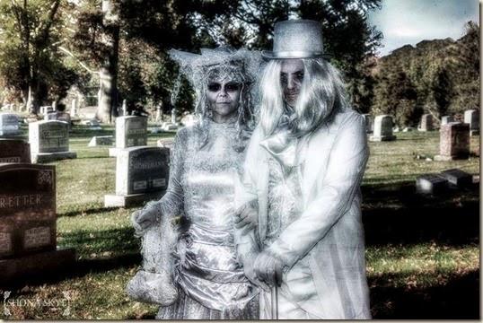Mark & Kristy - Halloween 2014 (1)