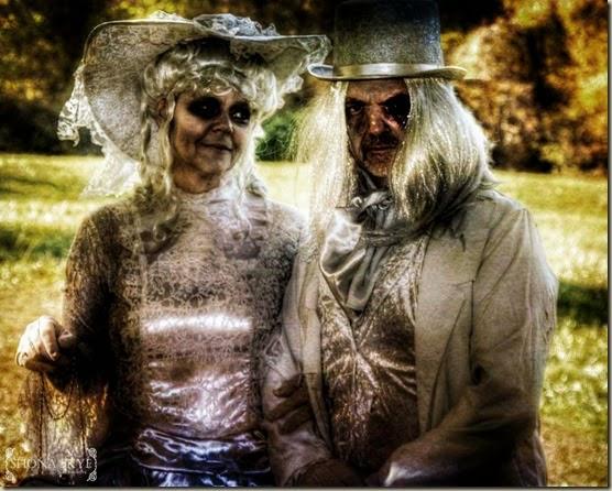 Mark & Kristy - Halloween 2014 (3)