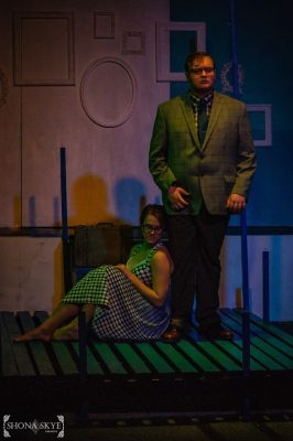 Mehlville High School, St. Louis, MO, Missouri, Sarah Ruhl, Stage, Play, Student Production, Drama, Theatre, Theater, Education,